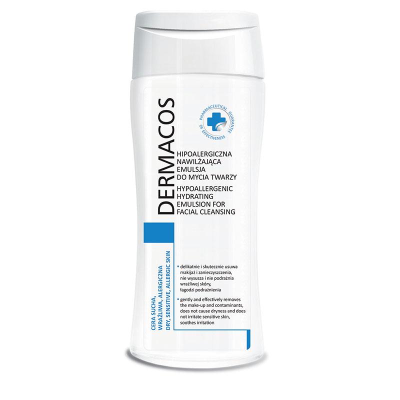 DERMACOS-Hipoalergiczna-nawilzajaca-emulsja-do-mycia-twarzy-200-ml-butelka