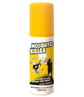 Spray zapachowy do stosowania na skórę