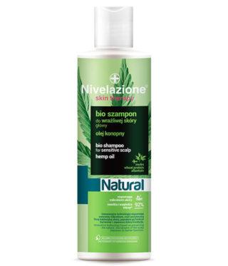 Bio szampon do wrażliwej skóry głowy
