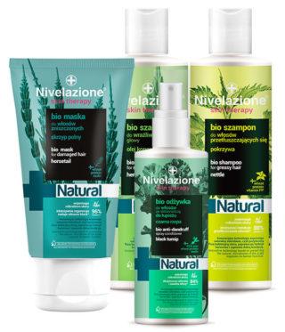 NIVELAZIONE Skin Therapy NATURAL
