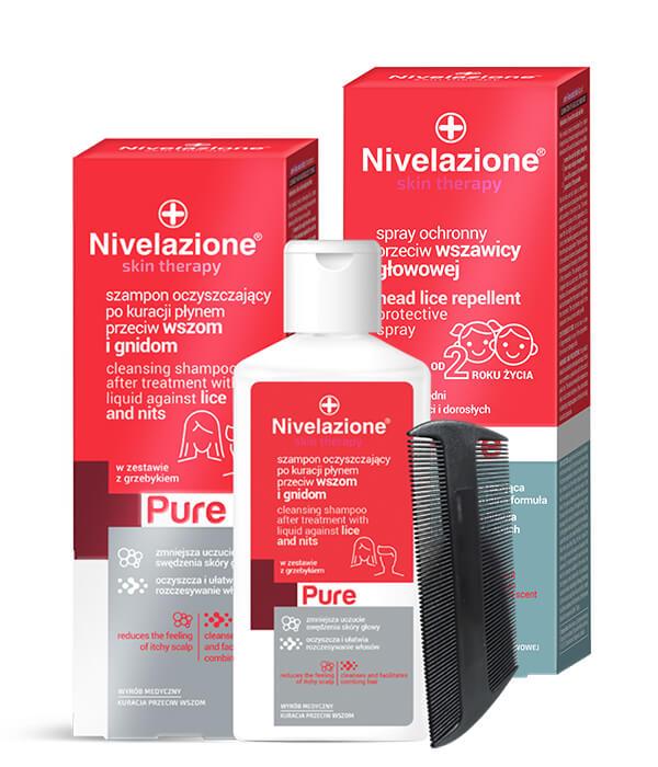 NIVELAZIONE Skin Therapy PURE