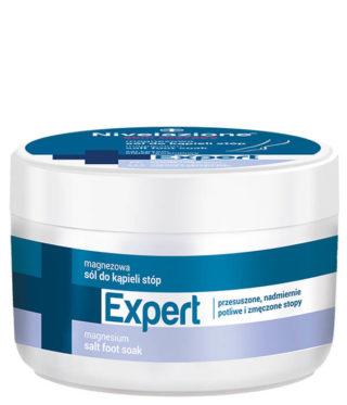 Nivelazione skin therapy EXPERT Magnezowa sól do kąpieli stóp 300g