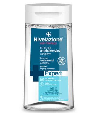 Nivelazione skin therapy EXPERT Antybakteryjny żel do rąk ochronny 100ml
