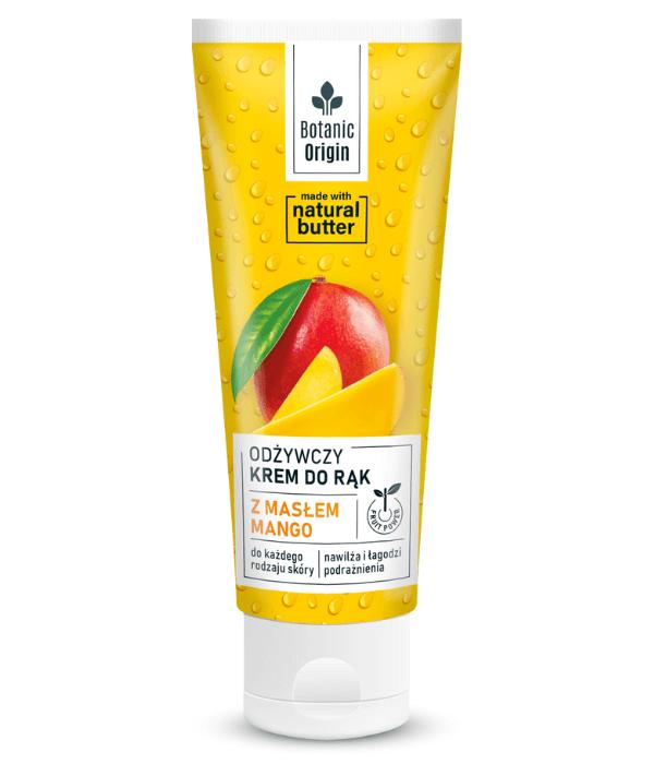 Krem do rąk z masłem mango