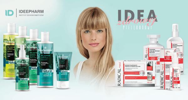 Nivelazione - pielęgnacja włosów
